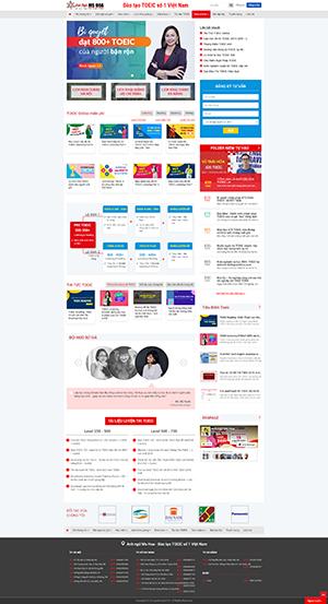website-trung-tam-anh-ngu-mshoa-toeic