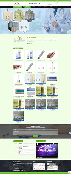 website-kinh-doanh-thiet-bi-y-te-uc-viet